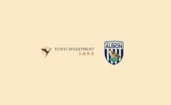 Yunyi Investment Dominates to Acquire West Bromwich Albion Football Club